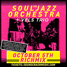 The Souljazz Orchestra LONDON - Tickets