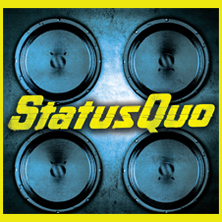 Status Quo – PLUGGED IN – Live and Rockin!