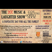 The 2cc Music & Laughter Show NEWCASTLE UPON TYNE - Tickets