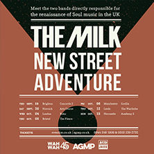 The Milk + New Street Adventure BRIGHTON - Tickets