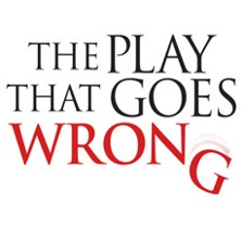 The Play That Goes Wrong - Tickets
