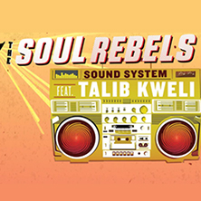 The Soul Rebels & Talib Kweli