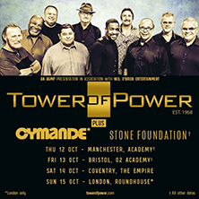 Tower Of Power LONDON - Tickets