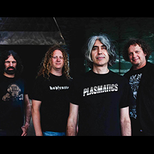 "Voivod ""35th Anniversary"" Post Society Tour 2017 + Necrophagia"