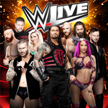 WWE Live NOTTINGHAM - Tickets