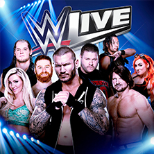 WWE Live 2017 - Tickets