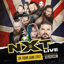 WWE Presents Nxt Live! - Tickets