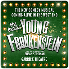 Young Frankenstein - Tickets