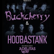 Buckcherry & Hoobastank