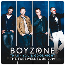 Boyzone 2019