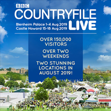 BBC Countryfile Live 2019 - Any Day Ticket