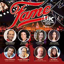 Fame U.K. Reunion