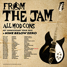 FROM THE JAM 'All Mods Cons' + The Truth