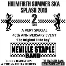 Holmfirth Summer Ska Splash 2019