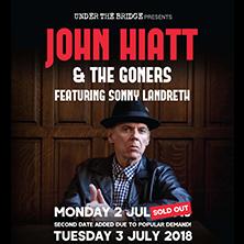John Hiatt & The Goners Featuring Sonny Landreth