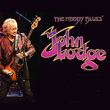 The Moody Blues´ John Lodge