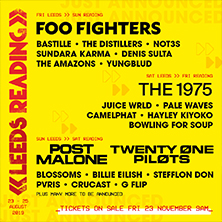 Leeds Festival 2019 - Weekend Tickets