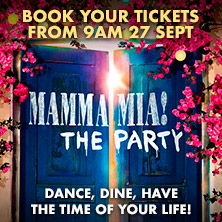 Mamma Mia! The Party - Group Bookings Of 15+ Only