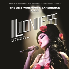The Amy Winehouse Experience Aka Lioness Plus Support From Lauren Hope