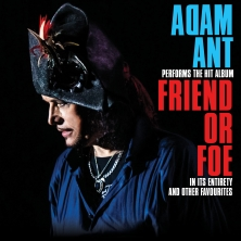 Adam Ant - 2019 UK Tour