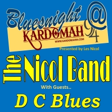 Bluesnight With The Nicol Band And Guests, Dc Blues