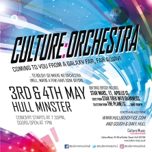 Culture:Orchestra - Coming To You From A Galaxy Far, Far Away!