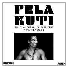Innervisions Festival – Fela Kuti: Saluting The Black President
