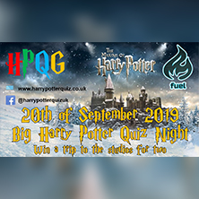 Big Harry Potter Quiz Night Tickets - Eventim