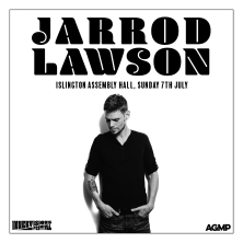 Innervisions Festival – Jarrod Lawson