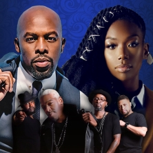 Joe / Brandy and Dru Hill