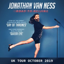 Jonathan Van Ness - Road To Beijing