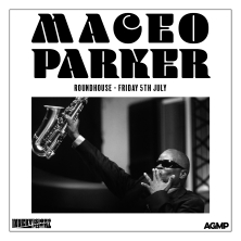 Innervisions Festival – Maceo Parker