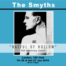 The Smyths – Hatful of Hollow 35th Anniversary Concert