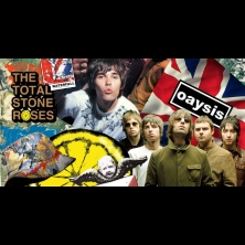 The Total Stone Roses & Oaysis