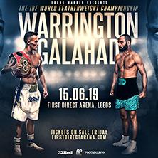 Championship Boxing - Josh Warrington vs Kid Galahad