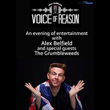 Alex Belfield - Voice Of Reason