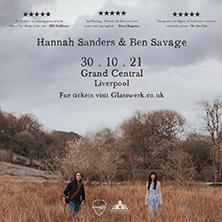 Hannah Sanders & Ben Savage