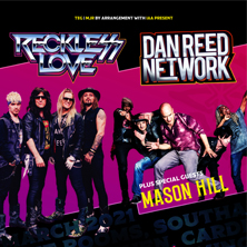 Reckless Love & Dan Reed Network