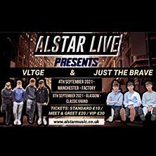 VLTGE + Just The Brave