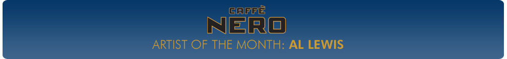 Caffe Nero Artist of the Month