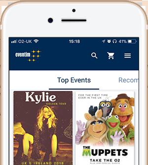 eventim app kostenlos
