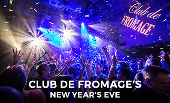 Club De Fromage's New Year'S Eve