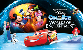 Disney On Ice 2018 - Worlds Of Enchantment