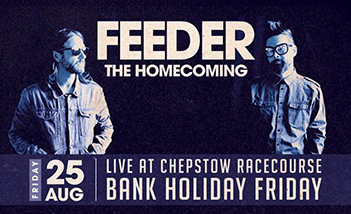 Feeder - The Homecoming Live