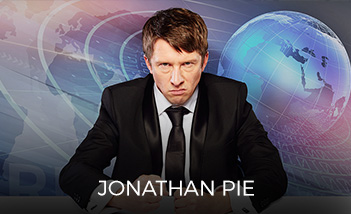 Socially Immobile Jonathan-pie-tickets