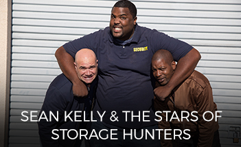Sean Kelly & The Stars Of Storage Hunters