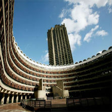 Barbican Hall London