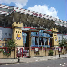 Boleyn Ground London
