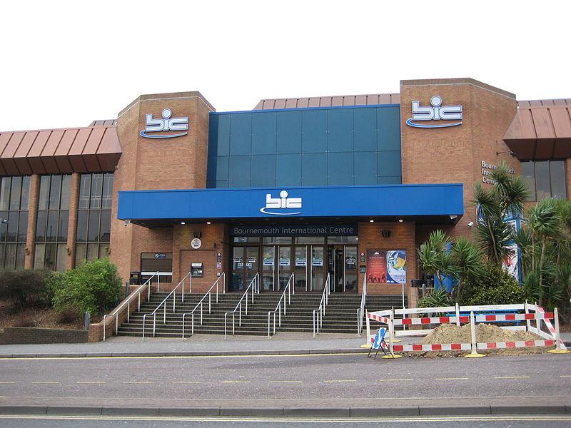 Bournemouth International Centre - Eventim