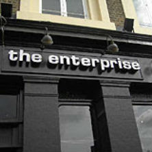 Camden Enterprise London
